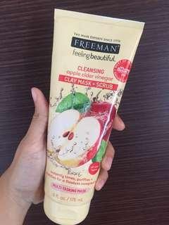 FREE ONGKIR JABODETABEK Freeman Apple Cider Vinegar