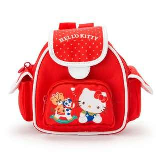 06a4d0e48787 Japan Sanrio Hello Kitty Mini Backpack shaped Pouch (Nostalgic School)