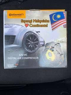 Continental digital air compressor