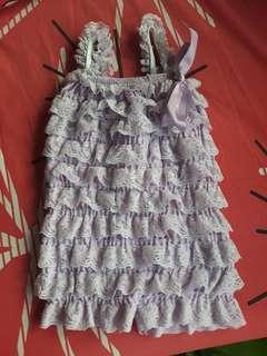 Ubranded baby dress
