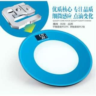 LCD Digital Display Electronic Body Weight Scale (S)