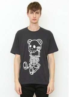 日本代購 Design Tshirts Store graniph Control Bear 系列 Tee 男女裝款EF
