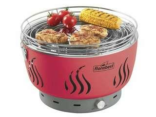 BBQ outdoor smokeless charcoal grill
