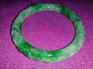 The Burma Jade Bangle,缅甸翡翠手镯