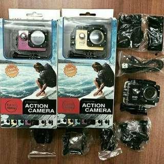 Action Camera siap sdcard murah