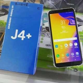 Samsung J4+ Promo Free 1x Angsuran