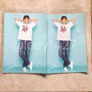Wanna One Postcard (Official)