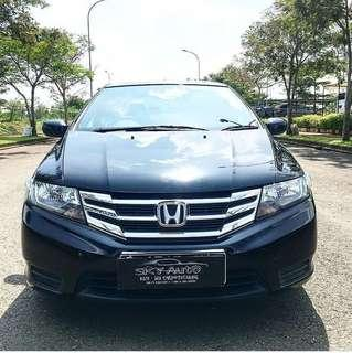 2013 HONDA CITY S A/T ( JAZZ SEDAN )
