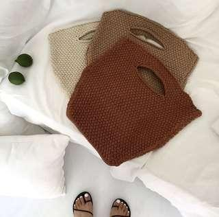 🚚 Knitted bag