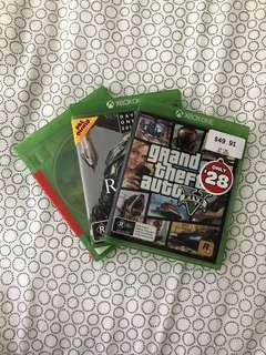 Game discs