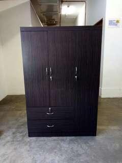 3 door wardrobe cupboard FREE DELIVERY