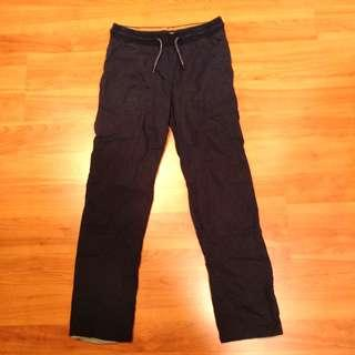🚚 Pre-loved H&M Double Layer Boys Pants - 8-9Y