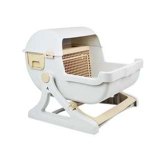 反轉式貓盆 貓屋 貓廁所