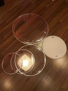 Pearl Remo Drumheads