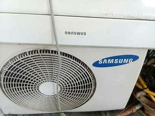 Samsung aircon 1HP R22