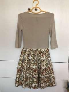 Floral Dress 花花裙