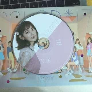 🚚 FREE NM | izone i*zone with sakura cd