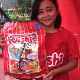 Oishi cucko bag