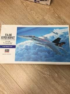 F/a18E 1/72 hasegawa