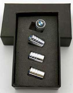 🚚 BMW Metal Tyre Valve Caps