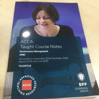 Course Notes F5 Performance Management