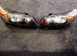 Honda stream RSZ hid head lamp