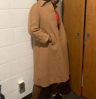 John Alexander vintage coat