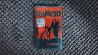 Rancid - Indestructible Cassette Tapes