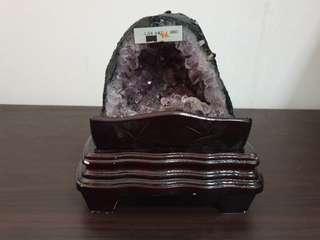 🚚 Purple Crystal Small Cave