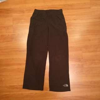 🚚 Pre-loved The North Face Boys Polyester Pants -7/8Y