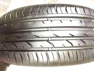 205/50/16 ContiPtremiumContact 2 Tyres On Offer Sale
