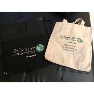 Bag set of 2 (Co-brand)