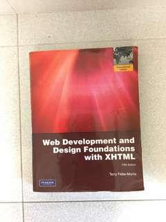 🚚 Web Development and Design Foundations with XHTML