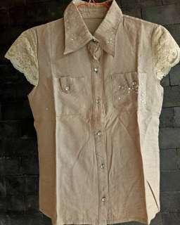 Blink Choco Shirt