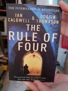 The rule of four by Ian Caldwell / Justin Thomason