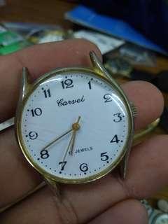 Vintage Carvel watch