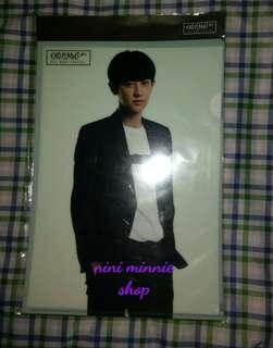 EXO CHANYEOL OFFICIAL L-HOLDER