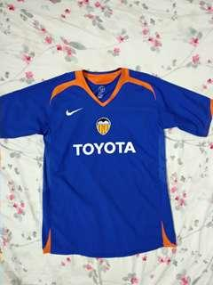 Valencia Away Jersey