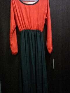 Long Dress buy 1 free 1