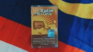 Various Artists - Radio Malaya (Bodysurf Music) Cassette Tapes
