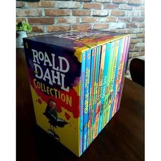 ROALD DAHL COLLECTION 15 FANTASTIC STORIES
