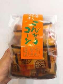 🚚 森白北海道醬烤玉米 甜蝦美乃滋仙貝