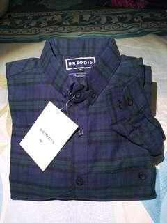 Flanel Broodis New