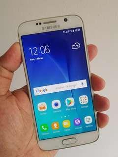 Samsung Galaxy S6 32GB SM-G920F Batangan