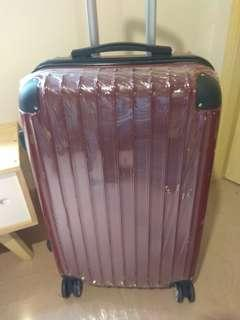 Luggage Suitcase Brand New 27 inch  新行李箱 27寸 , H高60cm H寬40cm, D深25cm