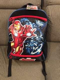 🚚 Marvel Avengers Backpack