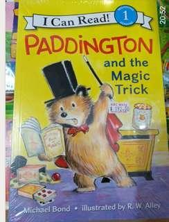 Paddington level book