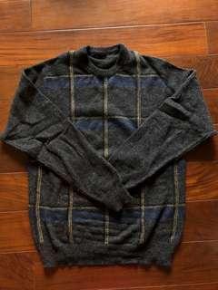 🚚 羊毛男毛衣