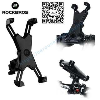 🚚 RockBros Handphone Holder for bicycle, Escooter
