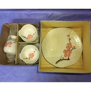 Japanese Soup Bowl Set